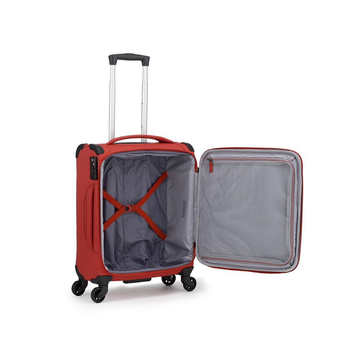 Antler Aire C1 Cabin Suitcase - Red - 05